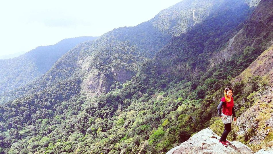 2ndclimb 1stmajorhike TarakRidge Mountain Outdoors Beauty In Nature Adventure