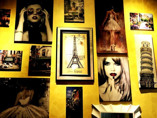 Choice Wall Art Indoors  Close-up Abundance Large Group Of Objects Collection Full Frame Beautiful Colors Interior Design Colorsplash Colorfull No People Getting Inspired Getting Creative Color Palette Home Is Where The Art Is Light And Shadow Do You Like What You See? A Long Way