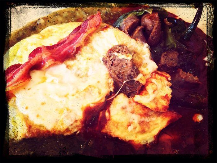 New Mexico Chile Relleno Breakfast