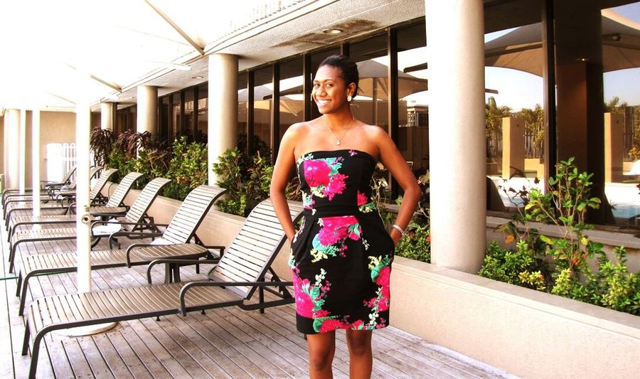 Throwback Floraldress Happy Outdooredit Photo Credit: Rosemary Tao