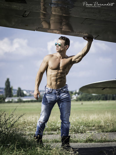 Aircraft Airplane Aviator Fit Fitmodel Fitness Gym Lifestyles Topgun Workout