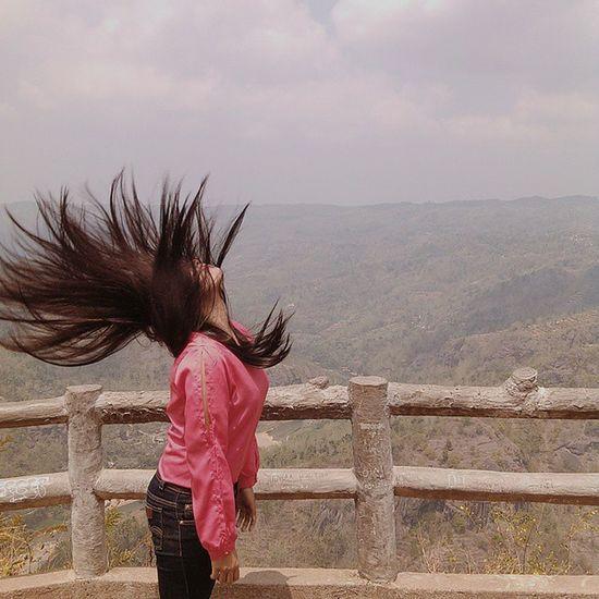 kibas-kibas rambut indah ku Explorejogja Muterijogja