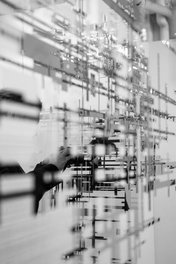 Mirror Mirror Game Reflection Reflections Glass Mirrored Art Installation
