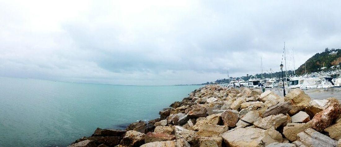 Tunisia Eyeemtunisia Seaside Beautiful