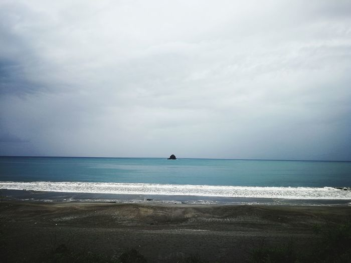 EyeEmNewHere Beach Sea Water Sea Beach Nautical Vessel Wave Sand Backgrounds Beauty Awe Tropical Climate