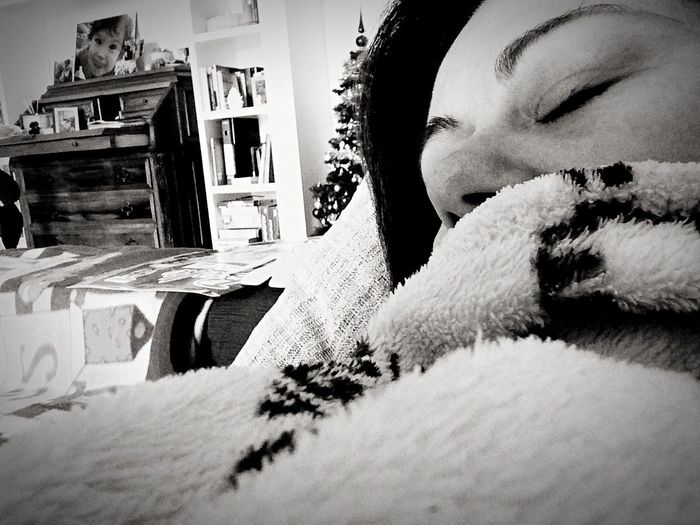Holiday: Warm relax Rainy Days That's Me Black&white