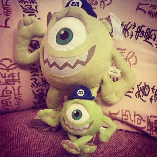 So Cute 的大眼仔 !! Monsters