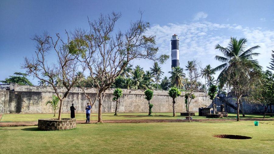 fort Blue Sky