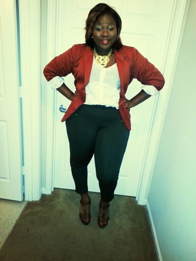 Before My Birthday Dinner