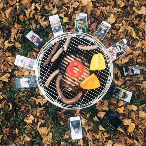 Autumn Grill Lotusgrill