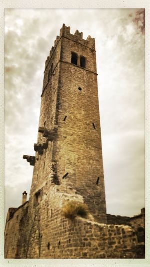 History Architecture Tower Low Angle View Sky Built Structure Day Building Exterior Ancient No People Clock Tower Bell Tower Past Outdoors Clock Close-up