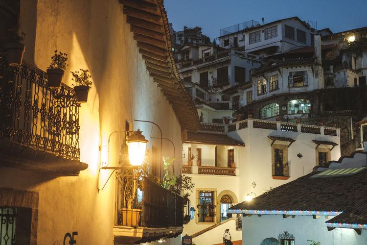 Taxco - México Architecture City Cityscape Guerrero Guerrero, México Mexico Pueblo Mágico Taxco  Taxco De Alarcón Oldtown Town White