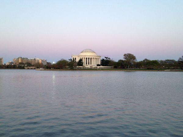 Washington DC 2016 Jefferson Memorial Washington, D. C.