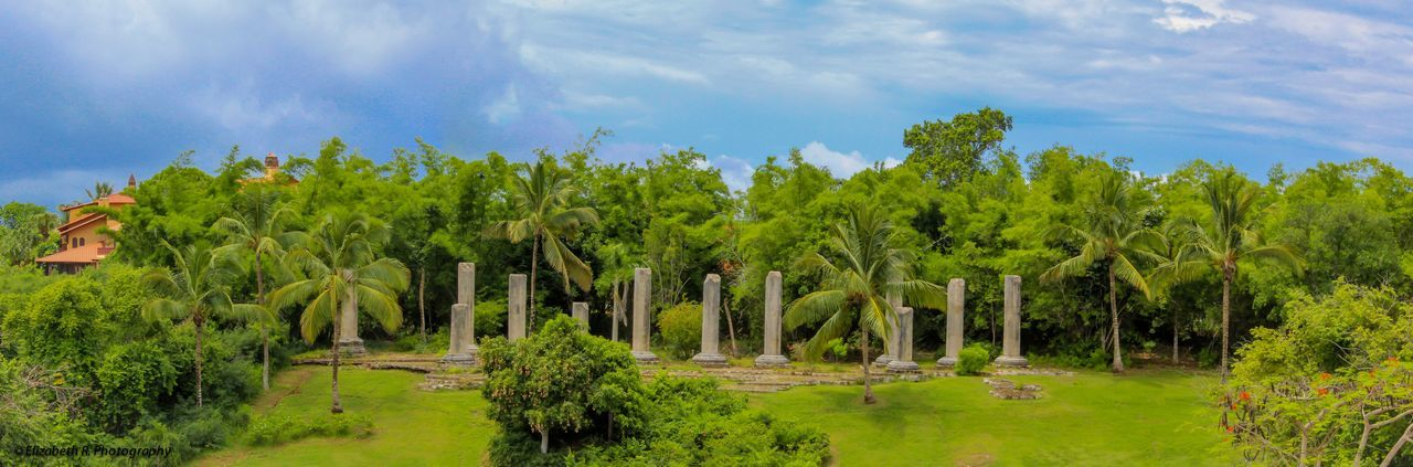 Art, Drawing, Creativity Chavon Decoration Landscape Landscape_Collection LaRomana Outdoors Panorama Panoramic Photography Photography Picture River Wall Wanderlust