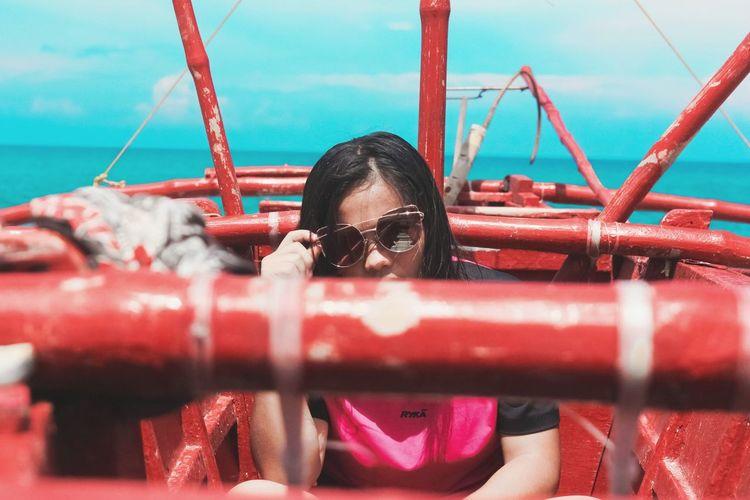 I see you EyeEm Selects One Person Water Leisure Activity Photographylovers EyeEm Gallery Visualsoflife Taking Photos EyeemPhilippines EyeEm The Week on EyeEm The Portraitist - 2018 EyeEm Awards The Traveler - 2018 EyeEm Awards
