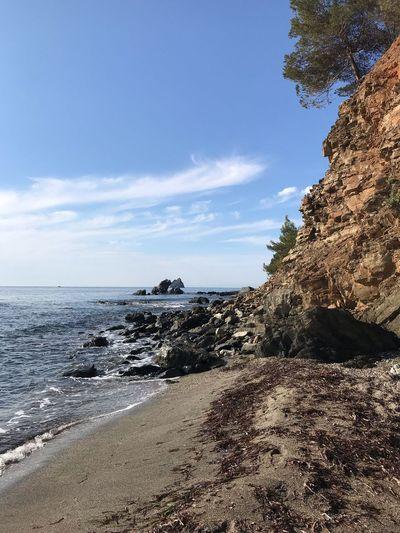 Mer roche Sea