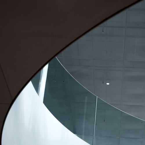 Abstract Photography Abstract Architecture Building Exterior Built Structure Close-up Day Indoors  Lines, Shapes And Curves Modern No People Sky