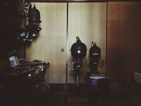 Darkroom Enlarge Leitz Focomat また 夜が更けたら 厄介になります…。