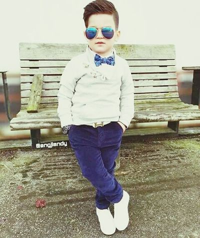 طفلي سيكون أنيق مثل أمه My Baby <3  My Baby Boy My Sweet Baby Libya Banghzi بنغازي Banghzi Fashion&love&beauty