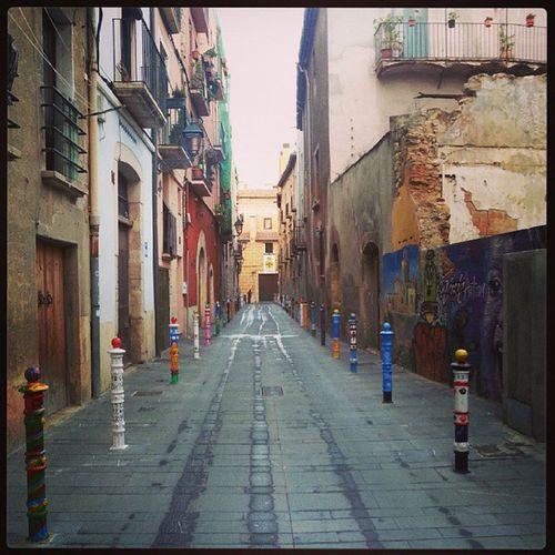 秋同学和妮同学住在好文艺的老城区的小巷子里!