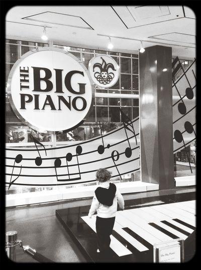 Toys Piano FAO Schwarz NYC