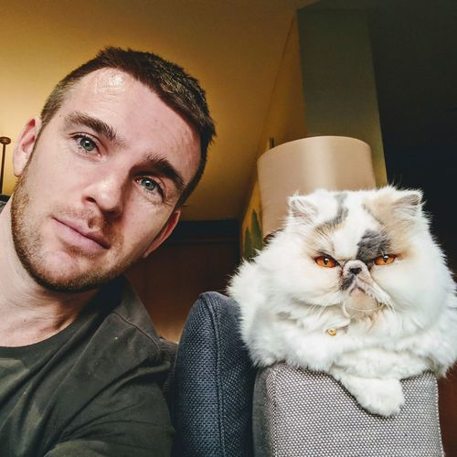 Testing out the Pixel 3 camera Pet Owner Pampered Pets Exotic Pets Cat At Home Animal Face Feline