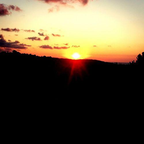 Gün batımı... First Eyeem Photo