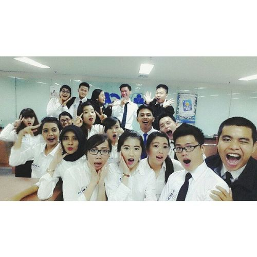 Alone we can do so little, together we can do so much Angkatan40 Shockedface