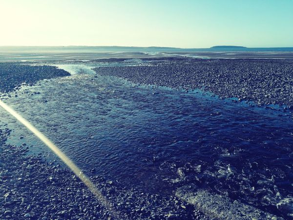 Ripples Rippled England Water Sea Blue Nature Water Scenics Horizon Over Water Outdoors