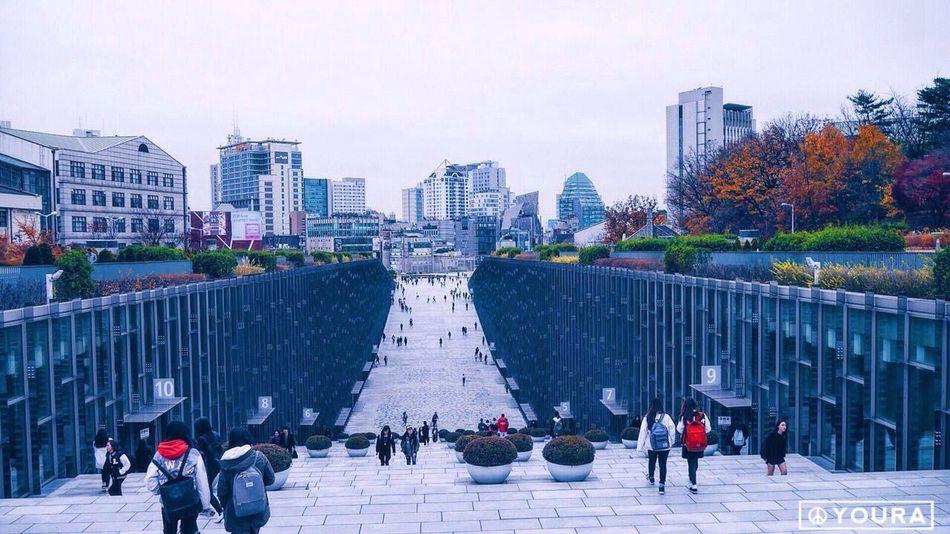 Seoul Korea Ewha Ewha Womans University
