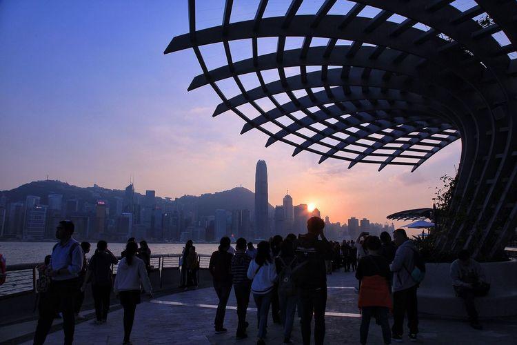 美景共享 Tsim Sha
