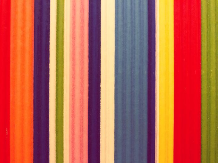 Colorful abstract backgrounds and texture Multi Colored Backgrounds Full Frame Pattern Close-up Variation Choice Textile No People Textured  Indoors  Art And Craft Side By Side Woven Design Striped In A Row Creativity Material Vibrant Color