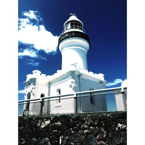 Byronbay Lighthouse View From Below Lifeisbeautiful First Eyeem Photo Light And Shadow Summer
