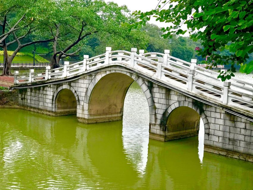 Bridge China Photos China Bridge - Man Made Structure Tree Architecture Connection Built Structure River Day Arch Outdoors Transportation Water No People Building Exterior Nature Sky