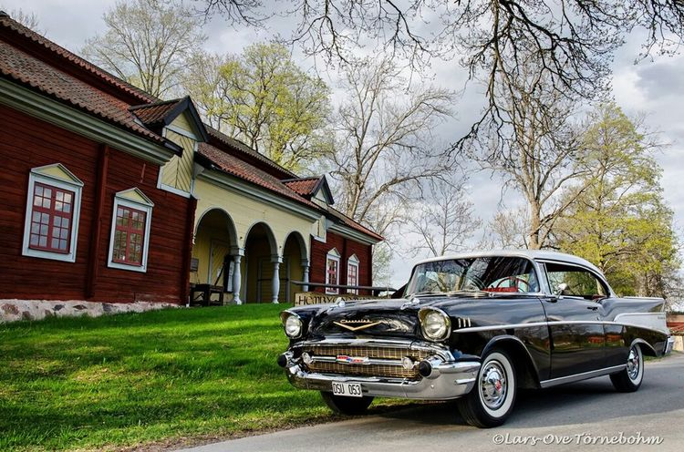 Chevrolet Bel Air 1957 Classic Car Cars Chevrolet Tornephoto