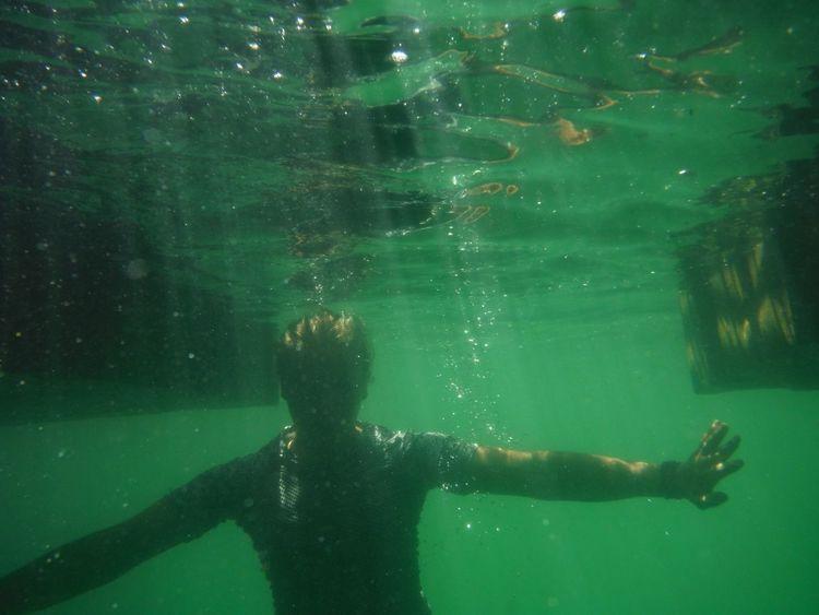 Lakewood Swimming Underwater Photography