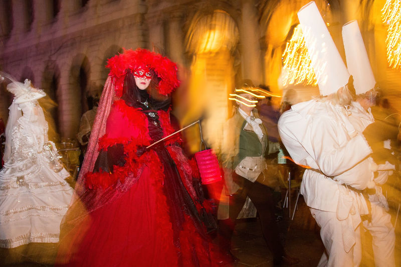 Carnival HUAWEI Photo Award: After Dark Light Venice, Italy Adult Architecture Arts Culture And Entertainment Built Structure Celebration Clothing Costume Costumes Event Group Of People Leisure Activity Lifestyles Men Outdoors People Real People Religion Standing Traditional Clothing Venetian Mask Women The Art Of Street Photography The Photojournalist - 2019 EyeEm Awards