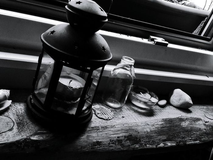 First Eyeem Photo EyeEmNewHere EyeEm Nature Lover Evening Romantic Blackandwhite Smartphonephotography Decoration Lamp Candle Outdoors Still Life Photography Chillout Black And White Table Preparation  Close-up Still Life Ready-to-eat Candlestick Holder Candlelight Tea Light 10 The Creative - 2018 EyeEm Awards The Architect - 2018 EyeEm Awards My Best Photo