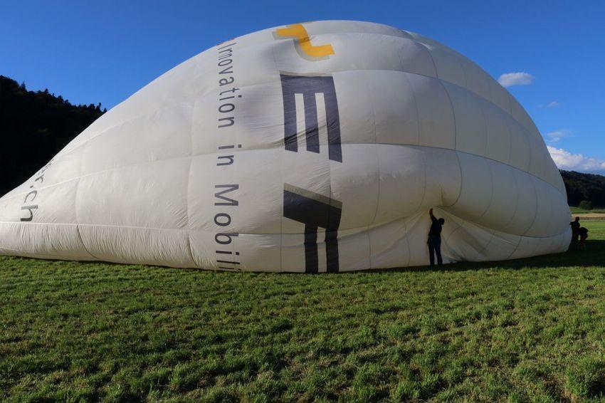 Balonfahrt Balon Baloons