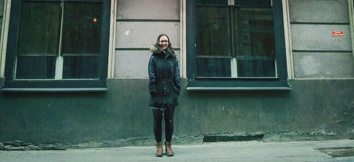 Old City Smiler Urbanexploration Happy