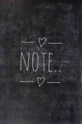 Text Handwriting  Blackboard  School Note Write Note From Someone Chalk Spce Vintage Board