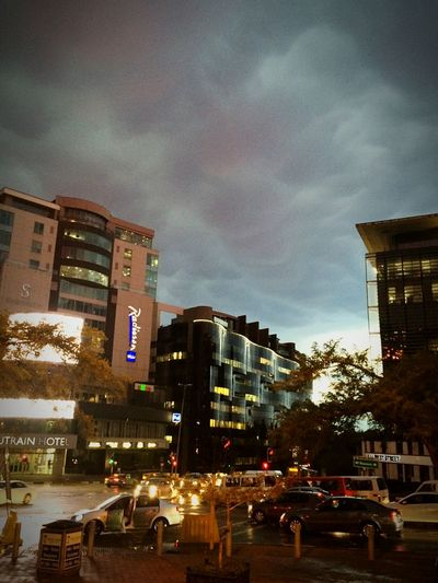 43 Golden Moments nothing compares to the smell of the highveld thunderstorm