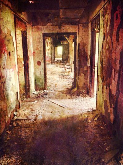 Bryce Hospital Insane Asylum Scary Abandoned Places