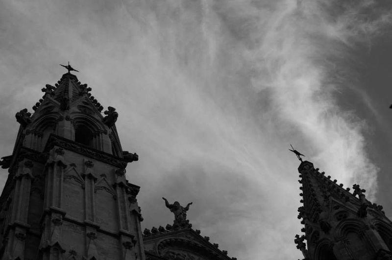 Blackandwhite Black & White Blackandwhitephotography Cathedral Catholic Church Palma De Mallorca Catedral Catedral De Palma De Mallorca