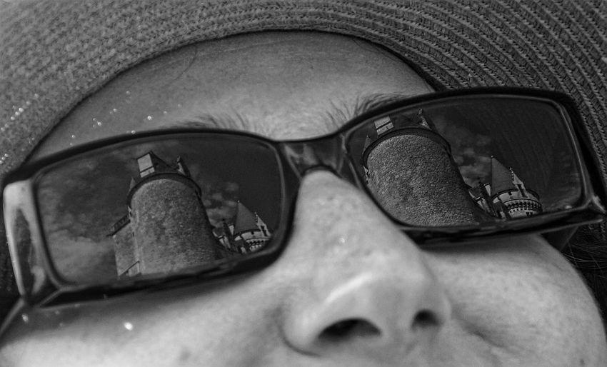 Château de Milandes (Joséphine Baker) Castle of Joséphine Baker Reflection Glasses Reflections Glasses Reflect Glasses Blackandwhite Black And White Black & White Black And White Photography Blackandwhitephotography Black&white Blackandwhite Photography Black And White Collection  Architecture Old Architecture Architecturelovers