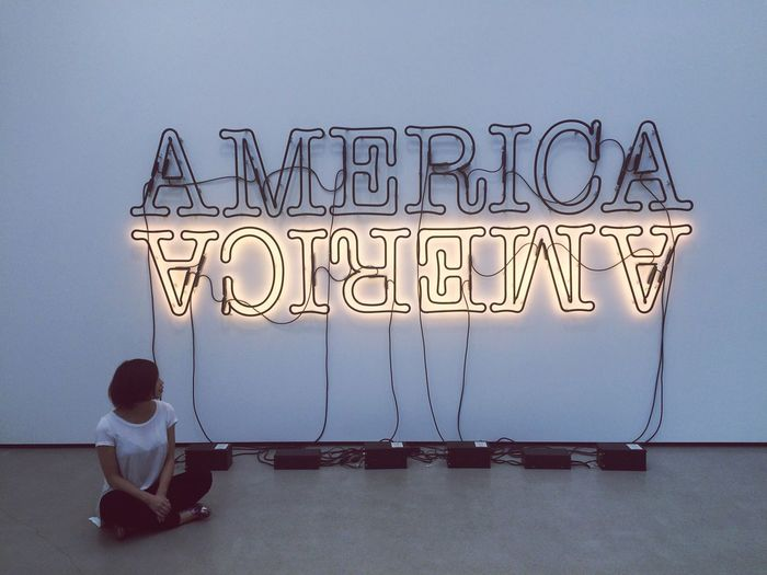 Art That's Me Museum Losangeles Wednesday Light America Pikapika Thebroad