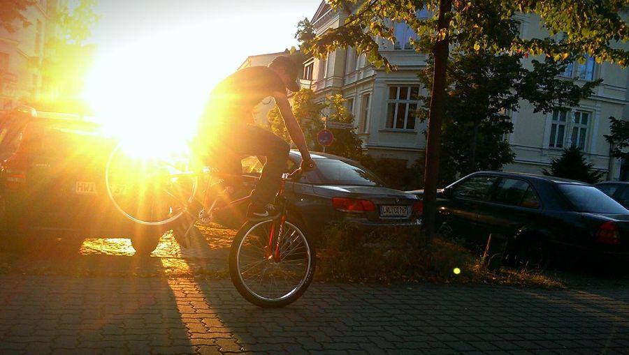 Rostock Sonnenuntergang, Footjam That's Me Dirt Bike