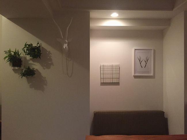 Interior Design Wallart Gazelle Paintings Cozy Dining Simple Minimal Interior Decorating Lightandshadow Interiordesign