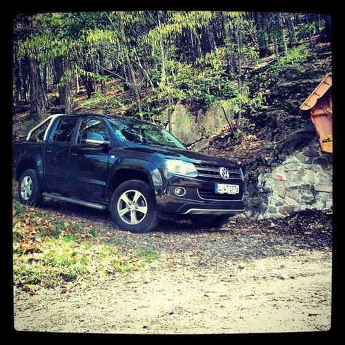 Mountains Amarok VW Pickup Volkswagen Car
