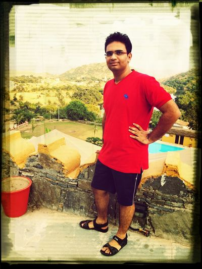 Relaxing Enjoying Life Kumbalgarh